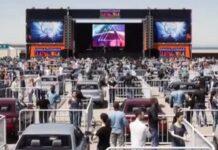 Ummagumma Classic Rock Festival Drive-in Três Pontas MG