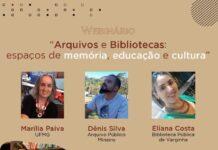 webinário arquivos e bibliotecas