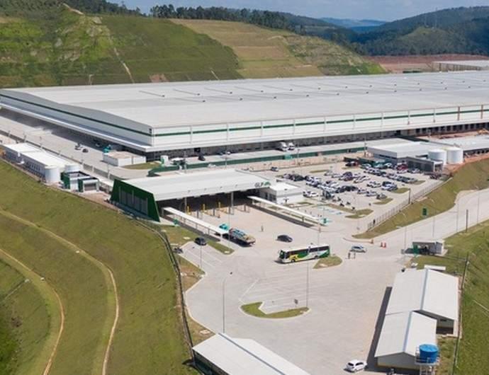 Centro de Distribuição do Mercado Livre