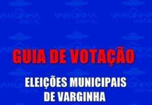 guia de votação varginha-2020
