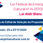 Lei Aldir Blanc Varginha