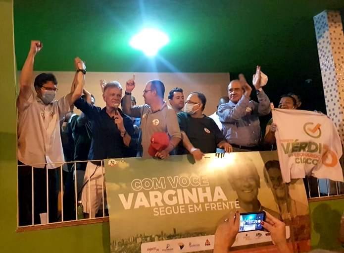 Vérdi Melo é releito Prefeito de Varginha