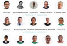 VEREADORES ELEITOS EM VARGINHA 2020