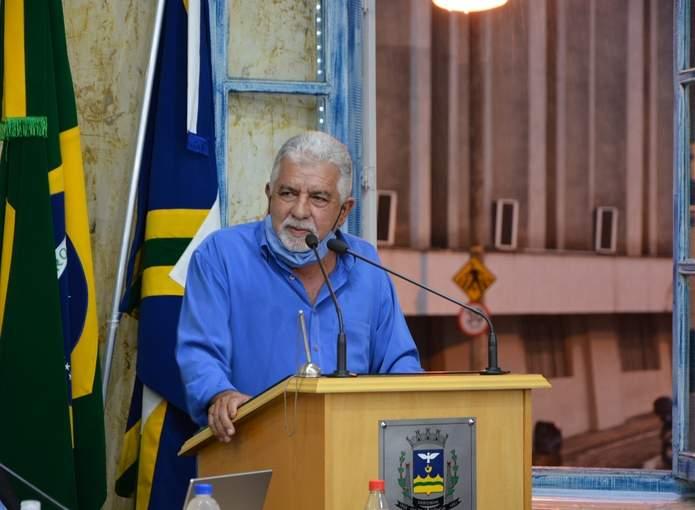 José Morais vereador Varginha