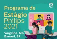 Programa de Estágio Philips 2021