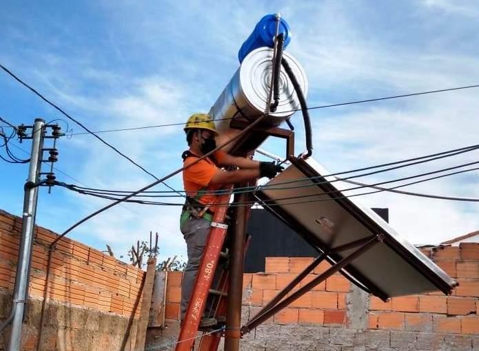 Cemig treinamento energia solar