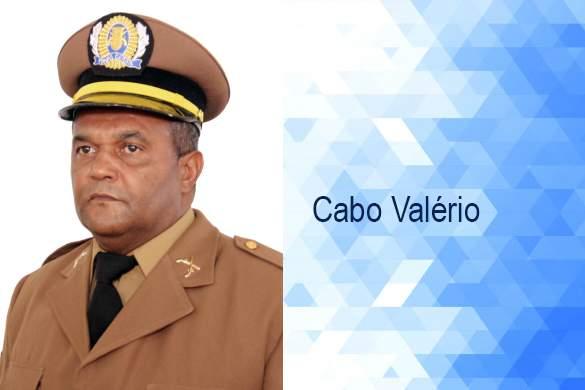 Vereador Cabo Valério