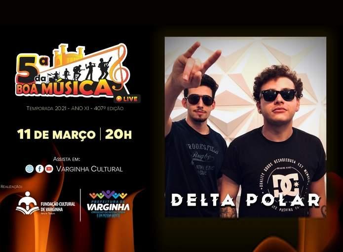 5ª da Boa Música 2021 Banda Delta Polar