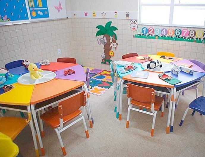sala de creche