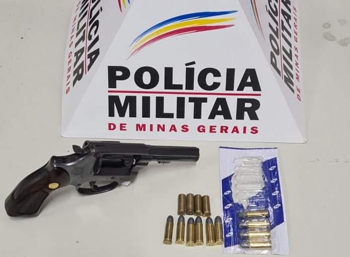 arma mulher ameaçada de morte em Varginha