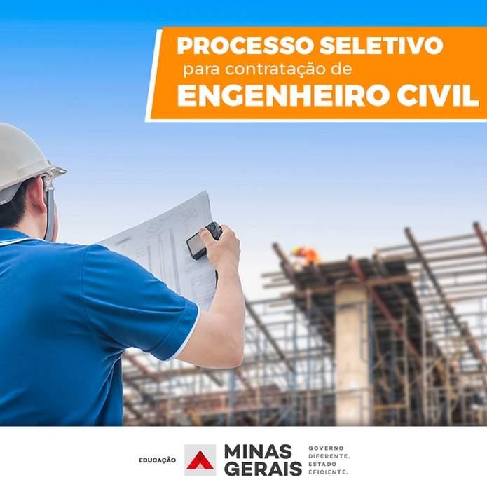 processo seletivo engenheiro civil