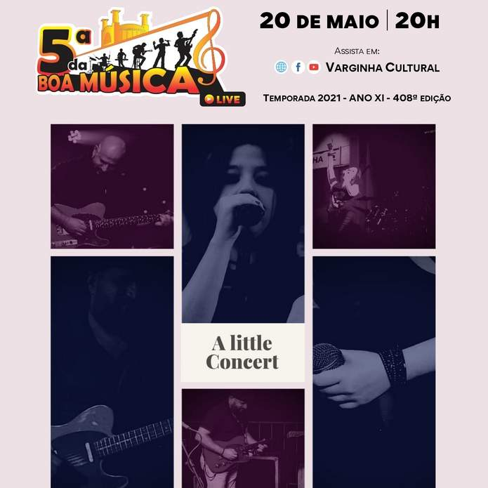 5ª da Boa Música Litle Concert