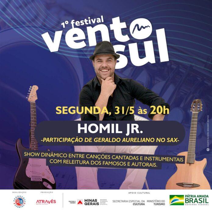 1º Festival Vento Sul Homil Jr