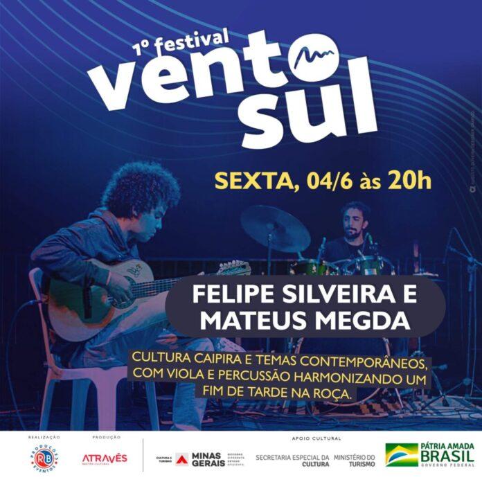Felipe Silveira Festival Vento Sul