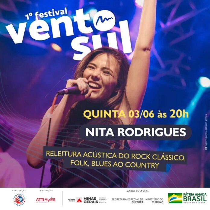 Festival Vento Sul Nita Rodrigues
