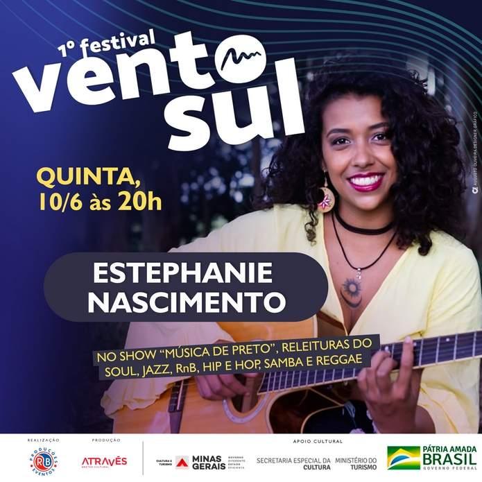 Estephanie Nascimento Festival Vento Sul